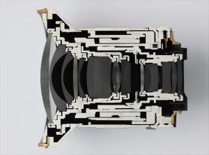 Opto-mechanical design