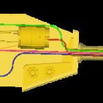 Handheld Bio Spectrometer LED lens Design