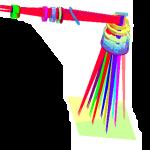 Laser Marking LED optics