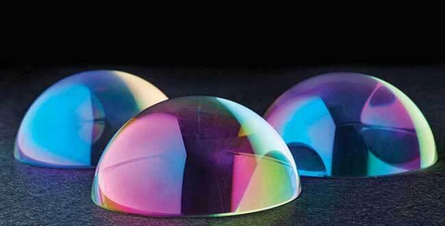 Optical thin film coating-mirror