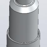 Laser optics expanding system