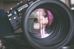 antique-aperture-blur-camera design optics