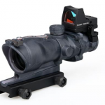 riflescope2 with optical mirror