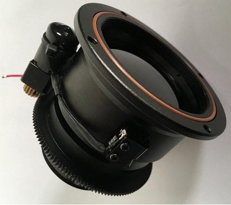 Infrared Lens Module